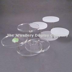 Blocks & Props Acrylic Display - Jewellery Display