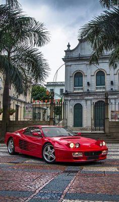 Ferrari 512 TR  Pasa por marcasdecoches.org para saber más sobre las diferentes marcas de coches.