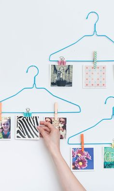 These cool square prints can be made with photos from your Instagram, camera-roll or desktop.