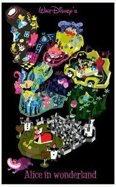 Alice mapa