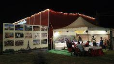 """Krishna Bhumi stall"" at the Luv Kush Ram Leela event at Lal Quila Maidan, opp Jain Mandir, Delhi. (25th Sept to 4th Oct 2014)"