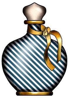 ArtbyJean - Bottles: *TWO RINGS - Ribbon