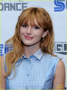 bella thorne sega event nyc 02