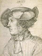 Portrait of a Young Man, Swiss, 1521