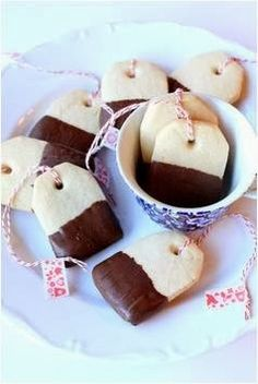 Tea biscuits - Te-kakor s.m.i.l.e: Kreativ bakning