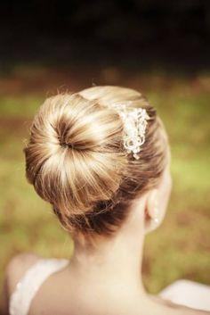 Romantic Wedding Hairstyles [Photos]
