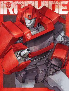 Ironhide #Transformers
