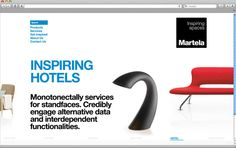 Screenshot of Martela.com