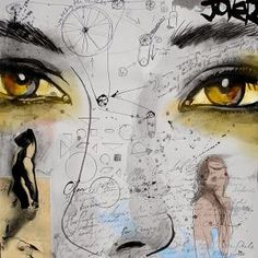 Angie Braun is an German painter, known for working in the PopArt Figurative style.