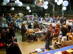 Heist-Op-Den-Berg flea market