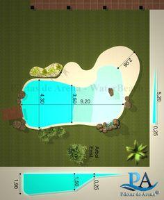 La construcci n de una nueva piscina natural albercas de for Biopiscinas paso a paso