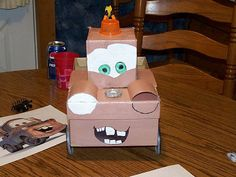 Valentines day box idea