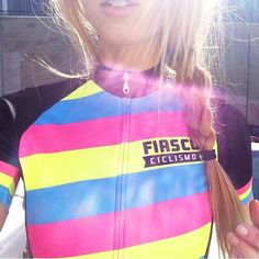 Love the Jersey! Cycling Outfit, Cycling Clothes, Montague Bike, Womens Cycling Kit, Fixed Gear, Cycling Jerseys, Bike Life, Outdoor Fun, The Great Outdoors