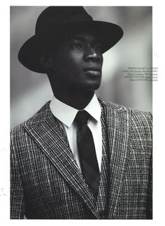 David Agbodji by Bruno Staub | Hercules Magazine, Volume II / Issue V
