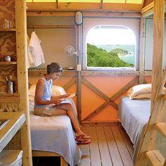 Maho Bay Camps & Estate Concordia, U.S. Virgin Islands Coastalliving.com