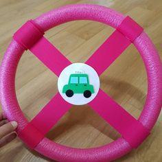 자동차 핸들 : 네이버 블로그 Kids Birthday Treats, Baby Art, Diy And Crafts, Blog, Hair, School, Craft, Activities For Babies, Transportation