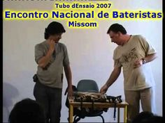 ▶ 1º Encontro Nacional de Bateristas Tubo d'Ensaio - YouTube. We transform dreams into musical instruments. Check our new website with Shop Online at http://www.missom.com