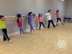"Barre kids is coming to BarreU! We are so psyched to have ""littles"" in the studio. Check out the program online. #barreucda #barreKids #littlesdance"