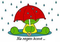 Na regen komt - Sterkte kaarten - Kaartje2go