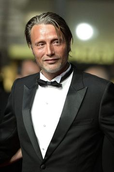 Mads Mikkelsen ...sexy i dont care if he does eat people...love hannibal..cant wait for return!