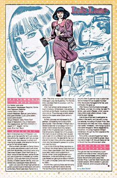 Lois Lane-Superman