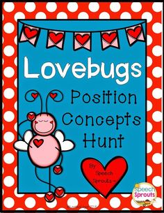 Valentine's Day Game from Speech Sprouts www.speechsproutstherapy.com