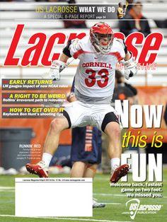 US Lacrosse - Big Red