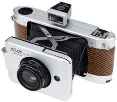 Lomography-Belair-X6-12-bellows-camera - I'd buy it if I had $350 to spare.