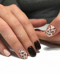 In search of new nail art? We have been checking out many amazing nail designs and have found 43 cute nails that you need to see. Essie Nail Polish Colors, Shellac Nails, Elegant Touch Nails, Girls Nail Designs, Leopard Print Nails, Super Cute Nails, Fire Nails, Minimalist Nails, Dream Nails