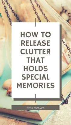 These 5 keys to decluttering sentimental items and memorabilia will ease your mind about letting go of the stuff while keeping the memories. Hoarding sentimental clutter? Here are decluttering tips and strategies you can use today. #decluttertips Feng Shui Your Wallet, Timber Gates, Easy Fill, Memory Journal, Organizing, Organization, Clutter Free Home, Declutter Your Life, Minimalist Lifestyle