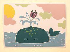 Valtteri Valaan iloiset onnittelut -postikortti   Mailandia