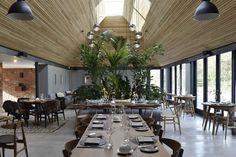 The Woodspeen Restaurant, Berkshire by Chef John Campbell