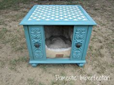 great site for DIY furniture makeovers