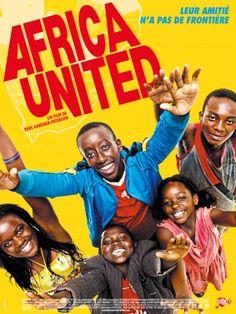 """""""Africa United"""" raconte l'histoire extraordinaire de trois enfants rwandais qui tentent de réaliser le rêve de leur vie : assister à la cérémonie d'ouverture de la Coupe du Monde de Football 2010 à Johannesburg. Mais les problèmes commencent quand Fa..."""
