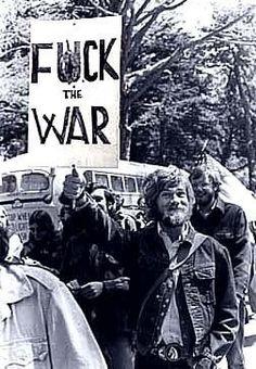 #hippie fuck the war