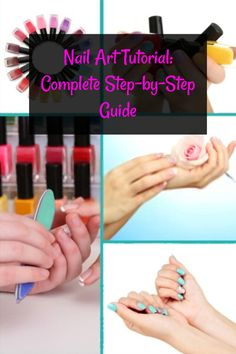 There are some important things you should know before you start your nail art project. Great-looking nail art is not only about the design but also about preparation. You may be tempted to skip the prep work, but these tips and techniques will give you clean, healthy nails and help your manicure last longer. #nailart #nailarttutorial #nailartguide #nailarttips
