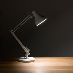 LEDアルミアームライト・ベース付 型番MJ1505/無印