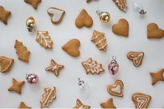 Pepperkaker (gluten- og laktosefrie) — Magevennlig mat Gingerbread Cookies, Stud Earrings, Desserts, Food, Gingerbread Cupcakes, Tailgate Desserts, Deserts, Stud Earring, Essen