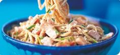Spaghetti carbonara – Recipes – Slimming World, just had this for dinner and it was yummy Slimming World Pasta, Slimming World Dinners, Slimming World Recipes, Slimming Eats, Creamy Pasta Dishes, Italian Pasta Dishes, Healthy Eating Recipes, Vegetarian Recipes, Cooking Recipes