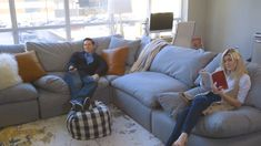 Bryant U-Sofa Bumper Sectional (5 piece) | Joybird Living Room Sectional, Corner Chair, Sofa, Couch, Family Room, Ottoman, Sweet Home, Settee, Settee