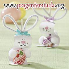 Souvenir - Bunny Lollipop porte - Pra Gente Miúda