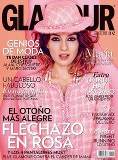 Glamour España October 2014