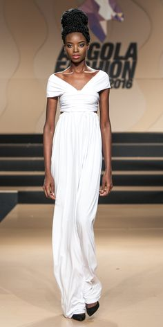 Conexão África: 10 tendências apresentadas na passarela do Angola Fashion Week 2016 | Chic - Gloria Kalil: Moda, Beleza, Cultura e Comportamento