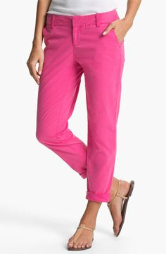 Caslon® Chino Ankle Pants available at #Nordstrom