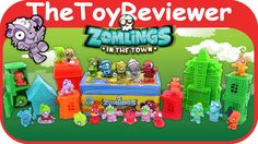 Check out this Zomblings in the town Toy Haul here: https://www.youtube.com/watch?v=Ka47hy1MWlo