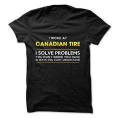 I Work At Canadian Tire Corp T-Shirts, Hoodies. BUY IT NOW ==► https://www.sunfrog.com/No-Category/I-Work-At-Canadian-Tire-Corp.html?id=41382