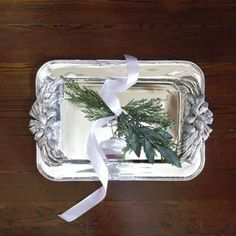 Forest Pine Cone Tray Large