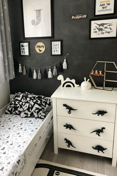 baby boy nursery room ideas 752593787718063781 - Dinosaurier Kinderzimmer Dinosaurier Kleinkindzimmer …, Source by