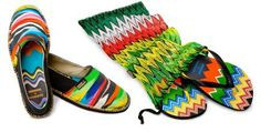 Luxury brand Missoni has joined forces with high street favourite Havaianas to create a sizzling summer collection that conjures up an image of sun-drenched Brazilian beaches..