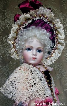 Bru jne 13 Bebe French Antique Reproduction by emilyhartdolls, $2300.00